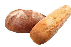 bagietkę chleb. Zdjęcia Royalty Free