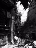 Bagmati Fotografía de archivo libre de regalías