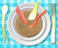 Bagna Cauda Stock Photography