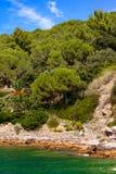 Bagnaia, Elba Island, Italy Royalty Free Stock Photo
