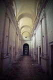 Bagni imperiali austriaci - Herculane Immagine Stock