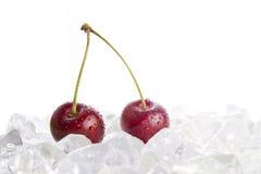 Bagni le ciliege Immagini Stock Libere da Diritti