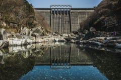 Bagno caldo nel Giappone Immagine Stock
