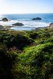 Bagno di Sutro a San Francisco Fotografie Stock