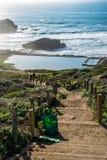 Bagno di Sutro, San Francisco Fotografia Stock