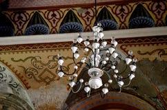 Bagno imperiale austriaco in Baile Herculane, Romania Fotografia Stock Libera da Diritti