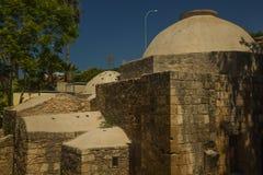 Bagno turco antico in Pafo, Cipro Fotografia Stock