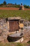 Bagnols,rhone,france Stock Photography