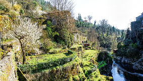 Bagnone Royalty Free Stock Photography