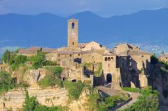 Bagnoregio Royalty Free Stock Photo
