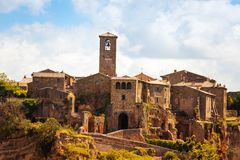 Bagnoregio Stock Photography