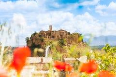 Bagnoregio Stock Images