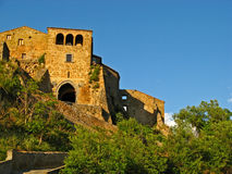 Bagnoregio 26 Royalty Free Stock Photo