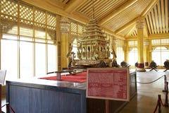 Bago金黄宫殿 免版税图库摄影