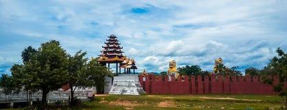 Bago Myanmar Stockfotos