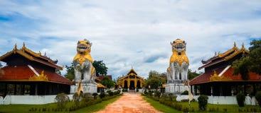Bago Myanmar Stockbild