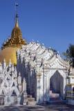 Bago - Sunamuni Temple - Myanmar (Burma) Royalty Free Stock Image