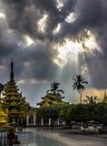 Bago temple, myanmar Stock Photos