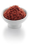 Bagoong alamang, philippine fermented condiment Stock Photo