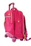 Bagpack de viagem isolou-se Imagens de Stock