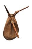 Bagpipe de Scotland Imagem de Stock