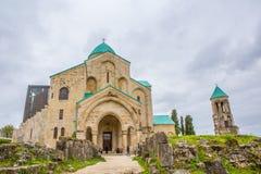 Bagrat Temple Kutaisi georgia Foto de archivo libre de regalías