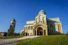 Bagrati大教堂,库塔伊西 库存图片