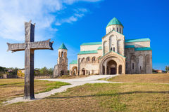 Bagrati大教堂,库塔伊西 免版税库存图片
