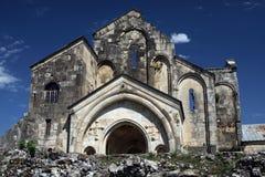 Bagrati cathedral stock photo