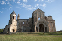 Bagrati Cathedral in Kutaisi. Royalty Free Stock Photo