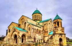 Bagrati Cathedral in Kutaisi Stock Photos