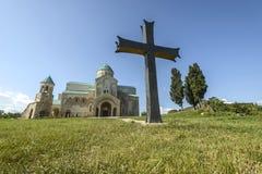 Bagrati Cathedral in Kutaisi Royalty Free Stock Image