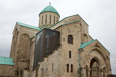 Bagrati Cathedral, Kutaisi, Georgia Royalty Free Stock Photography