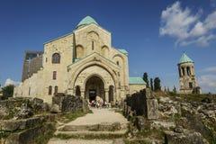 Bagrati katedra w Kutaisi fotografia stock