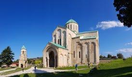 Bagrati-Kathedrale in der Stadt von Kutaisi, Georgia lizenzfreies stockbild