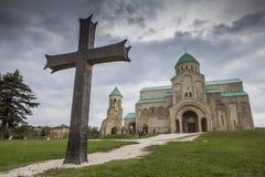 Bagrati-Kirche in Kutaisi, Georgia Lizenzfreie Stockfotografie