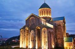 Bagrati orthodox christian cathedral in kutaisi, Georgia Stock Images