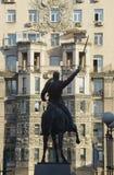 Bagration纪念碑战争英雄1812 免版税库存照片