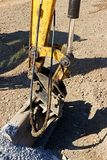 Bagrownicy bagrownica fotografia stock