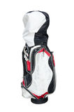 Bags of clubs Stock Photo