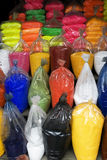 Bags of color Stock Photos