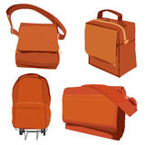 Bags Illustration Stock Photography
