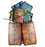Bags Royalty Free Stock Photography