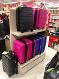 Bags and Luggage Store Stock Photos