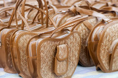 Bags for sale Stock Photography