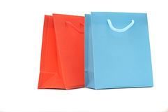 Bags for shopping Royalty Free Stock Image