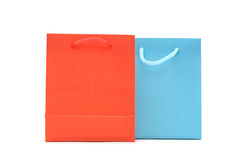 Bags for shopping Royalty Free Stock Images