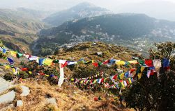 Bagsu. McLeod Ganj. India Stock Photography