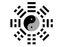 Bagua Royalty Free Stock Photo