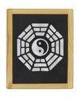 Bagua Symbol Lizenzfreies Stockbild